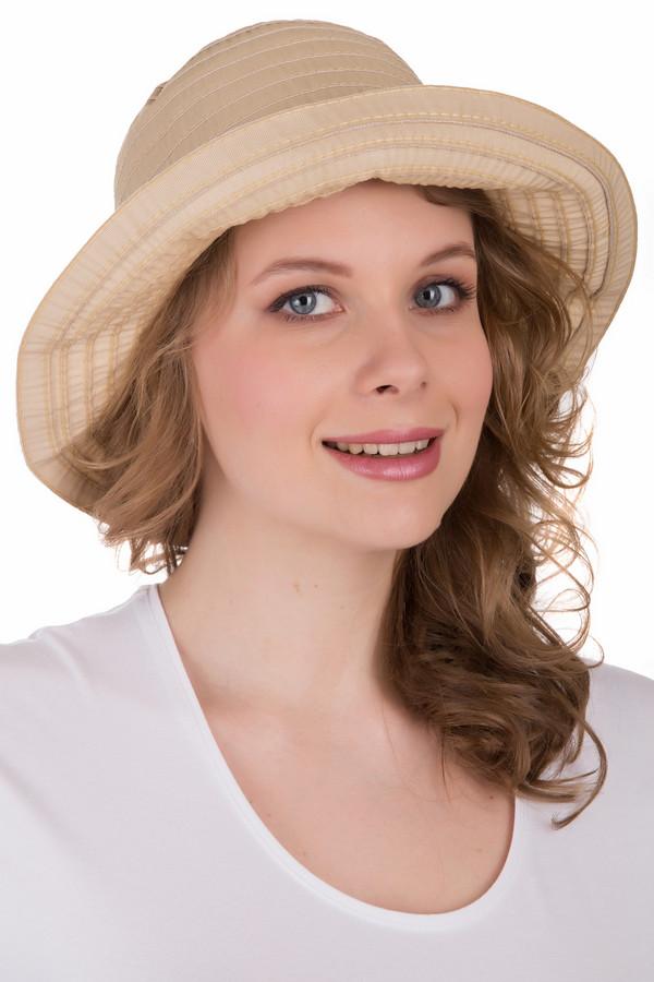 Шляпа PezzoШляпы<br>Шляпа Pezzo бежевая. Шляпка – это всегда показатель стиля и отменного вкуса ее обладательницы. В меру широкие поля и стеганый рисунок изделия придутся по душе тем, кто любит аксессуары без излишеств, но со своей характерной «изюминкой». Состав: 100%-ный полиэстер. Летняя модель на все времена. Светлые тона для жарких дней – это именно то, что нужно.<br><br>Размер RU: один размер<br>Пол: Женский<br>Возраст: Взрослый<br>Материал: полиэстер 100%<br>Цвет: Бежевый
