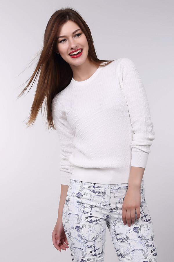 Пуловер PezzoПуловеры<br>Пуловер Pezzo белый. Мелкие косички, из которых состоит данная модель, - просто великолепны, они смотрятся на все 100 процентов, как и вы в таком пуловере. Ничего лишнего – основной акцент на цвет и мелкий рисунок изделия. Состав: хлопок и акрил. Гармонично выглядит пуловер с брюками и джинсами, не менее замечательно – в сочетании с романтичными юбками.<br><br>Размер RU: 48<br>Пол: Женский<br>Возраст: Взрослый<br>Материал: хлопок 60%, акрил 40%<br>Цвет: Белый