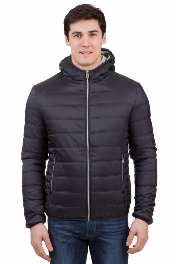Куртка LocustКуртки<br>Куртка Locust темно-серая. Простеганная курточка – излюбленная в гардеробе многих мужчин. И это не удивительно: такая вещь крайне практична, в ней можно чувствовать себя комфортно даже в сырую погоду. Она одинаково уместна для работы, встречи с друзьями, прогулки с девушкой. Состав: 100%-ный полиэстер, подкладка – также полиэстер.