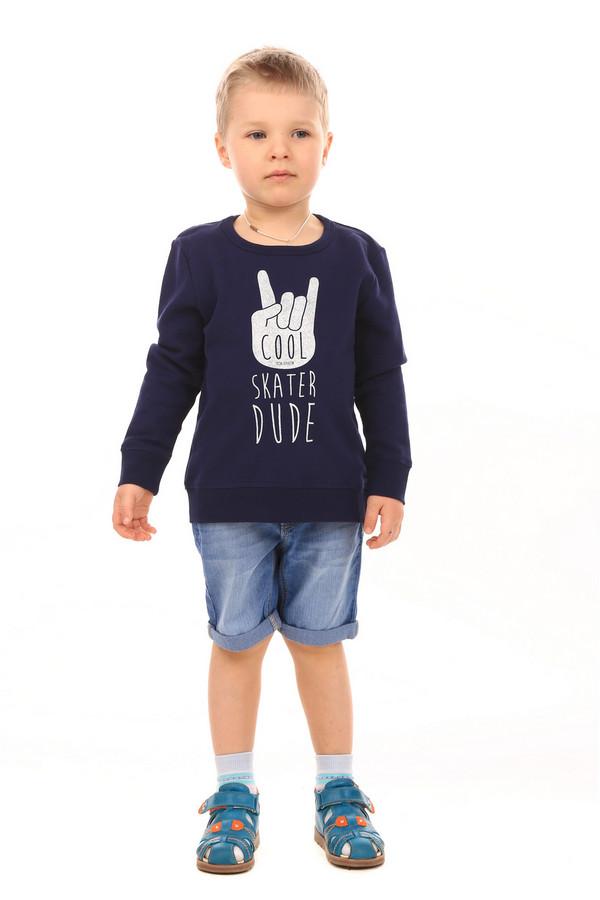 Джемперы и кардиганы Tom TailorДжемперы и кардиганы<br><br><br>Размер RU: 32-34;128-134<br>Пол: Мужской<br>Возраст: Детский<br>Материал: хлопок 100%<br>Цвет: Синий