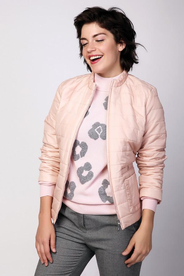 Куртка PezzoКуртки<br>Куртка Pezzo розовая. Очаровательная и такая женственная модель придется по душе романтичным женщинам, стремящимся выглядеть мило и изящно. Розовый оттенок – один из фаворитов в женской моде. Почувствовать себя настоящей леди совсем не сложно – в такой курточке вам просто не будет равных. Состав: 100%-ный нейлон. Чудесная демисезонная вещь на молнии с декоративными карманчиками.<br><br>Размер RU: 48<br>Пол: Женский<br>Возраст: Взрослый<br>Материал: нейлон 100%<br>Цвет: Розовый