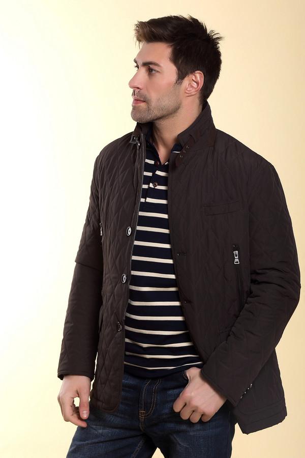 Куртка PezzoКуртки<br>Куртка Pezzo коричневая мужская. Эта модель привлекает и подкупает своим красивым цветом. Он характерен для мужской моды, хотя встречается не так уж часто. «Изюминка» предлагаемой модели – это обилие самых разных карманов, а ведь это так нравится парням! Прорезные на молнии, горизонтальный без застежки и большие накладные – на любой вкус. Состав: 100%-ный полиэстер.<br><br>Размер RU: 56<br>Пол: Мужской<br>Возраст: Взрослый<br>Материал: полиэстер 100%<br>Цвет: Коричневый