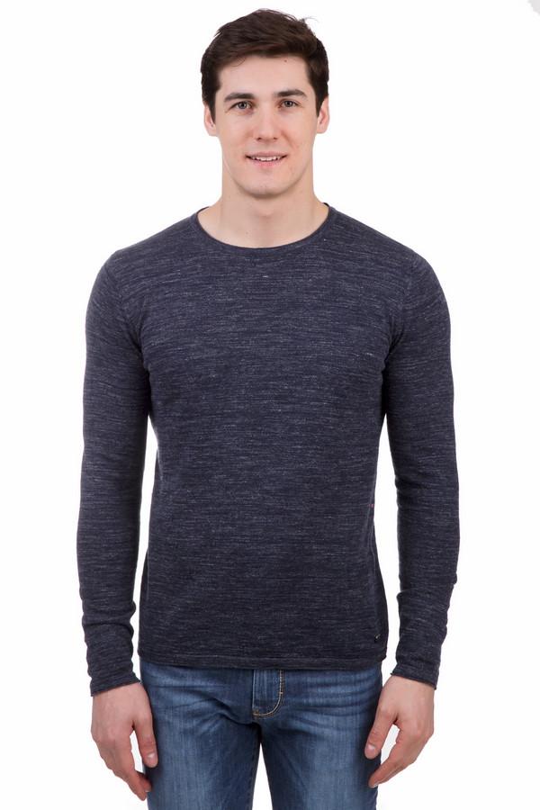 Джемпер Tom TailorДжемперы<br>Серый цвет с подобной мрамору фактурой – это очень необычно и стильно. Состав: 100%-ный хлопок. Позвольте себе выглядеть бесподобно в этом натуральном и таком удобном джемпере. Он одинаково хорош в сочетании как с джинсами, брюками-карго, так и с классическими брюками. Незаменим в базовом мужском гардеробе. Демисезонная вещь на все времена.<br><br>Размер RU: 48-50<br>Пол: Мужской<br>Возраст: Взрослый<br>Материал: хлопок 100%<br>Цвет: Серый