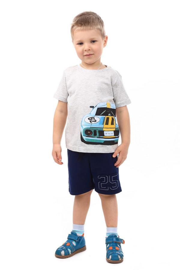 Футболки и поло Tom TailorФутболки и поло<br><br><br>Размер RU: 32-34;128-134<br>Пол: Мужской<br>Возраст: Детский<br>Материал: хлопок 98%, вискоза 2%<br>Цвет: Серый