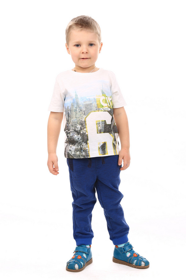 Футболки и поло Tom TailorФутболки и поло<br><br><br>Размер RU: 32-34;128-134<br>Пол: Мужской<br>Возраст: Детский<br>Материал: хлопок 100%<br>Цвет: Белый