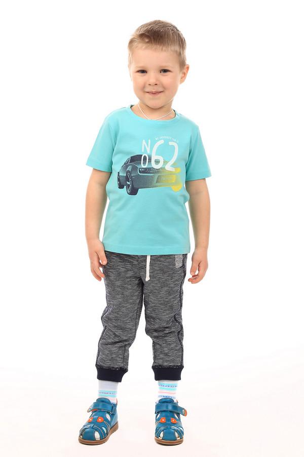Футболки и поло Tom TailorФутболки и поло<br><br><br>Размер RU: 28;104-110<br>Пол: Мужской<br>Возраст: Детский<br>Материал: хлопок 100%<br>Цвет: Голубой