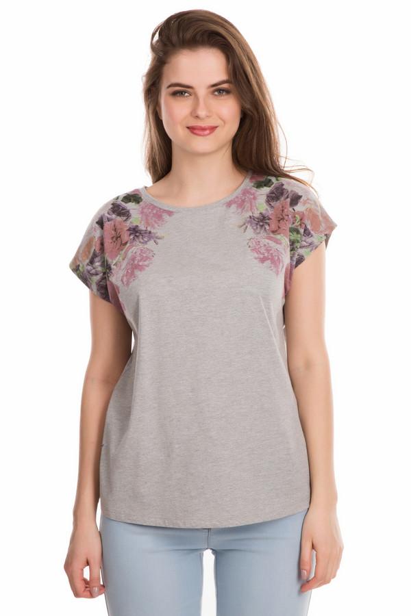 женская футболка locust, разноцветная