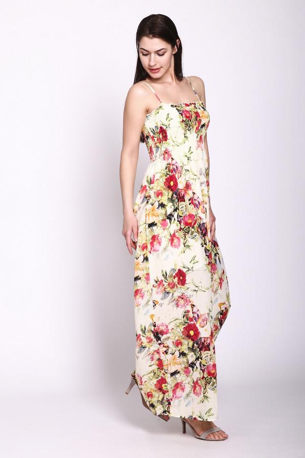 Купить Платье Locust, Китай, Разноцветный, эластан 5%, полиэстер 95%, Состав_подкладка полиэстер 100%