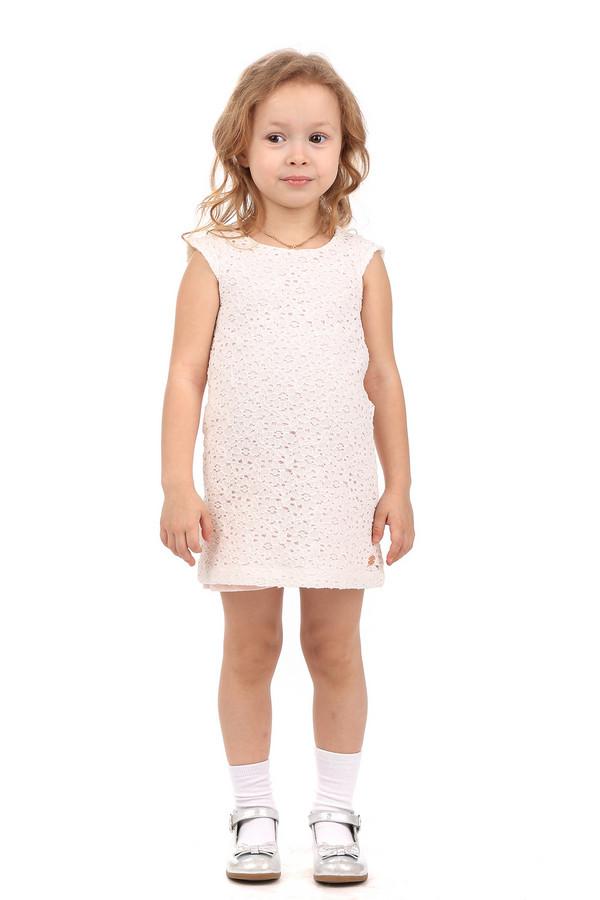 Платье Tom TailorПлатья<br><br><br>Размер RU: 26;92-98<br>Пол: Женский<br>Возраст: Детский<br>Материал: полиамид 16%, хлопок 84%<br>Цвет: Розовый