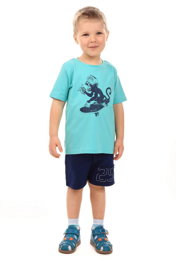 Футболки и поло Tom TailorФутболки и поло<br><br><br>Размер RU: 26;92-98<br>Пол: Мужской<br>Возраст: Детский<br>Материал: хлопок 100%<br>Цвет: Голубой
