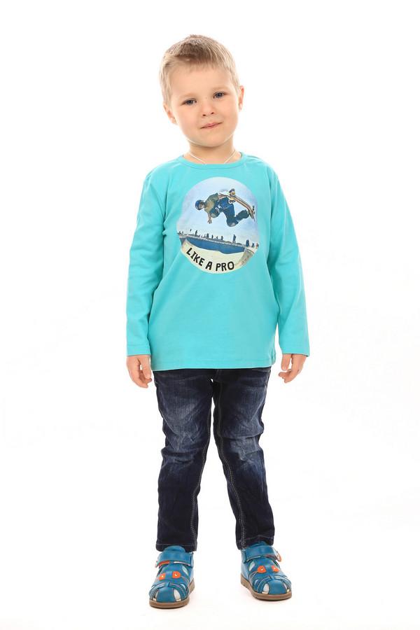 Футболки и поло Tom TailorФутболки и поло<br><br><br>Размер RU: 30;116-122<br>Пол: Мужской<br>Возраст: Детский<br>Материал: хлопок 100%<br>Цвет: Голубой