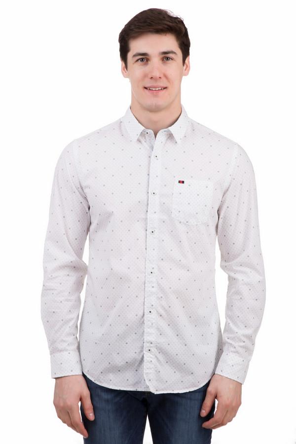 Купить Рубашка с длинным рукавом s.Oliver, Индия, Серый, хлопок 100%