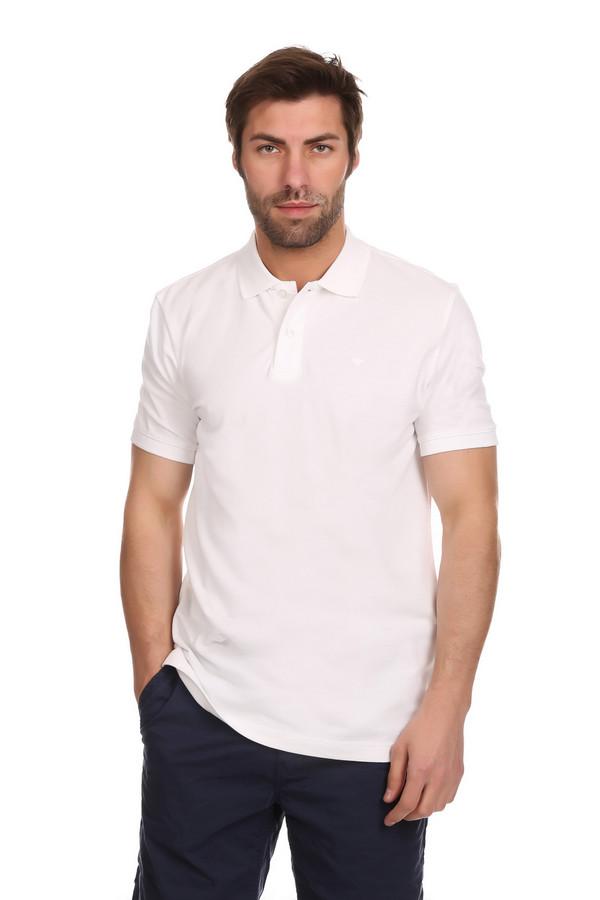 Поло Tom TailorПоло<br>Поло Tom Tailor белое. В мужской моде всегда есть место белым вещам. Смотрятся они просто восхитительно, особенно летом. Очень важно подходить к выбору обновки для мужчины со всей ответственностью: она должна быть не только красива, но еще и удобна в носке. Такая модель наверняка будет по душе любому мужчине. Состав: 100%-ный хлопок. Летнее поло.<br><br>Размер RU: 46-48<br>Пол: Мужской<br>Возраст: Взрослый<br>Материал: хлопок 100%<br>Цвет: Белый