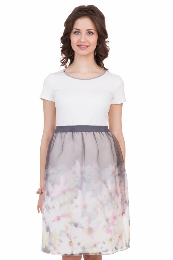 Платье Betty BarclayПлатья<br><br><br>Размер RU: 42<br>Пол: Женский<br>Возраст: Взрослый<br>Материал: полиэстер 100%<br>Цвет: Разноцветный