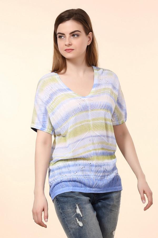 Купить Пуловер Betty Barclay, Китай, Разноцветный, хлопок 58%, вискоза 42%