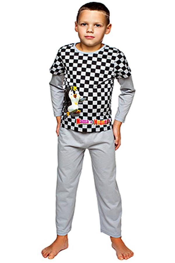 Пижама LowryПижамы<br><br><br>Размер RU: 32<br>Пол: Мужской<br>Возраст: Детский<br>Материал: хлопок 100%<br>Цвет: Чёрный