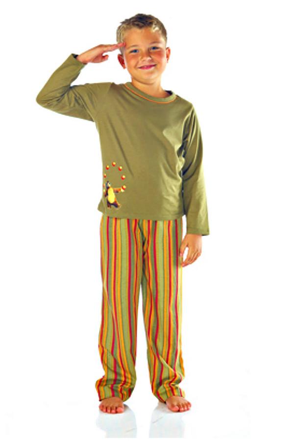 Пижама LowryПижамы<br><br><br>Размер RU: 32<br>Пол: Мужской<br>Возраст: Детский<br>Материал: хлопок 100%<br>Цвет: Разноцветный