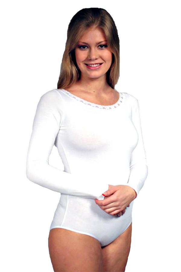 Боди LowryБоди<br>Утонченный боди Lowry белого цвета может служить отличным нижним бельем в прохладную погоду, а может выступать и в качестве верхней одежды, комбинируемый с брюками, джинсами, жакетами и пиджаками. Горловина с округлым вырезом окантована изящным кружевом. Модель выполнена из хлопка и лайкры. В демисезон в ней будет удобнее всего.<br><br>Размер RU: 42-44<br>Пол: Женский<br>Возраст: Взрослый<br>Материал: хлопок 95%, лайкра 5%<br>Цвет: Белый