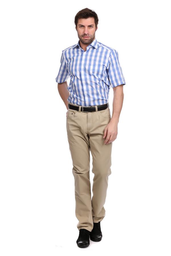 Джинсы GardeurДжинсы<br>Повседневные мужские джинсы Gardeur бежевого цвета необходимы в гардеробе каждого мужчины. Прямой крой, практичные карманы (пара спереди и пара сзади), широкий пояс - все в этих джинсах соответствует требованиям мужчин к одежде. В состав изделия входят эластан и хлопок. Летом в этих светлых джинсах будет комфортнее всего.<br><br>Размер RU: 50-52(L34)<br>Пол: Мужской<br>Возраст: Взрослый<br>Материал: эластан 3%, хлопок 97%<br>Цвет: Бежевый