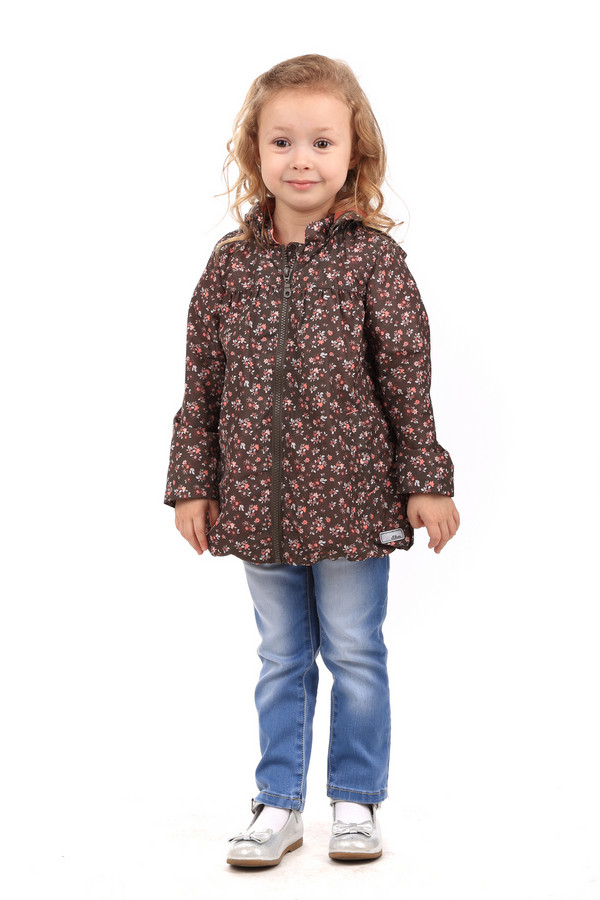 Куртка s.OliverКуртки<br><br><br>Размер RU: 32;128<br>Пол: Женский<br>Возраст: Детский<br>Материал: полиэстер 100%, Состав_подкладка хлопок 100%<br>Цвет: Розовый