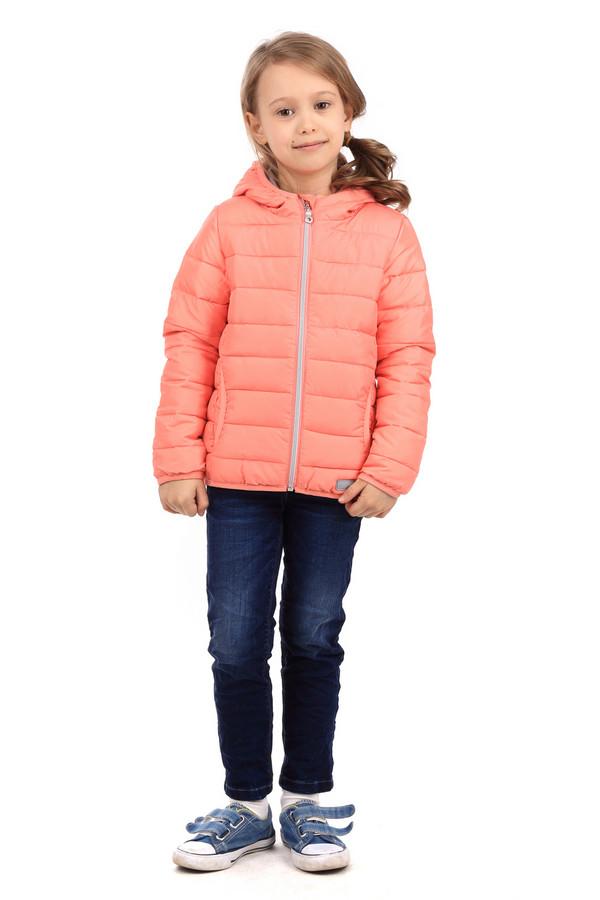 Купить Куртка s.Oliver, Бангладеш, Оранжевый, полиэстер 100%, Состав_подкладка полиэстер 100%