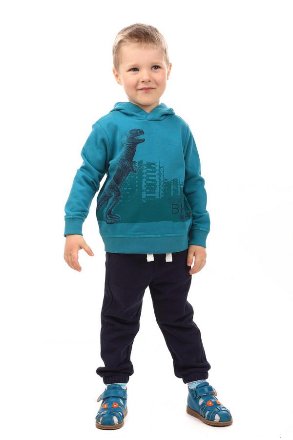 Футболки и поло s.OliverФутболки и поло<br><br><br>Размер RU: 28;104-110<br>Пол: Мужской<br>Возраст: Детский<br>Материал: полиэстер 10%, хлопок 90%<br>Цвет: Синий