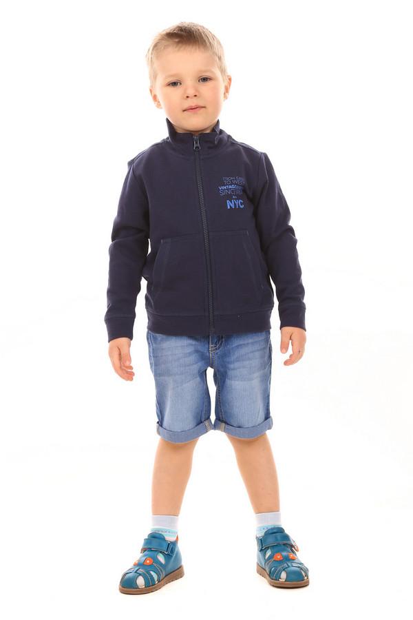 Джемперы и кардиганы s.OliverДжемперы и кардиганы<br><br><br>Размер RU: 30;116-122<br>Пол: Мужской<br>Возраст: Детский<br>Материал: хлопок 60%, полиэстер 40%<br>Цвет: Синий