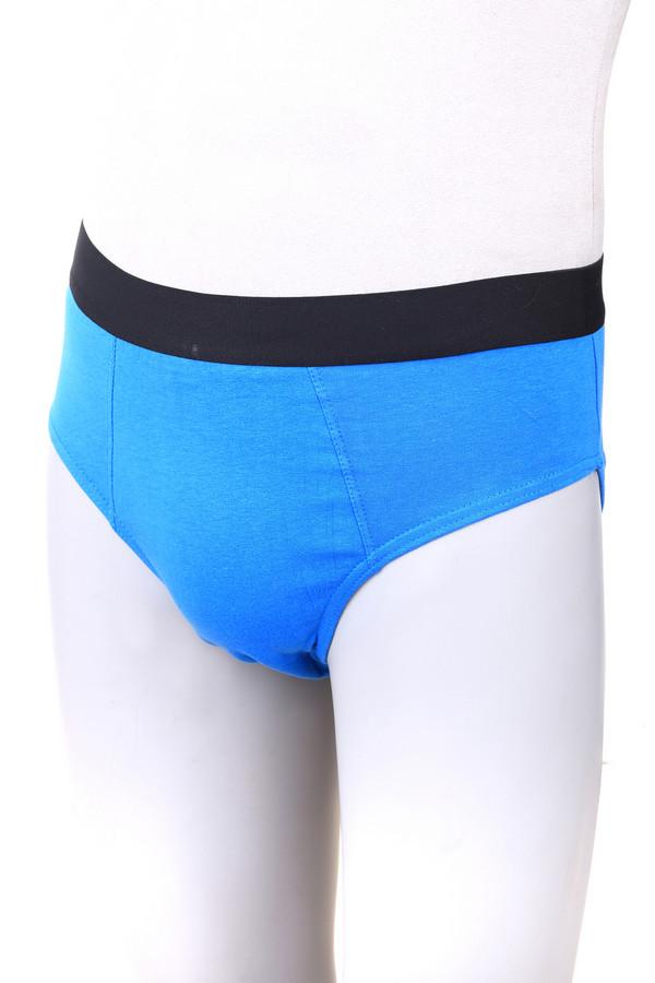 Трусы PezzoТрусы<br>Трусы Pezzo синие мужские. Красивая модель нижнего белья для стильного мужчины. Многие предпочитают носить трусы именно такого кроя – плавки. Данная модель выполнена в ярком синем тоне в комбинации с отделкой пояса чёрным цветом. Натуральные материалы - хлопок и эластан, из которых изготовлены трусы, -очень удобны в носке.<br><br>Размер RU: 50<br>Пол: Мужской<br>Возраст: Взрослый<br>Материал: хлопок 95%, эластан 5%<br>Цвет: Синий