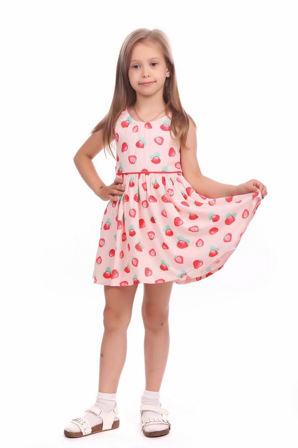 Платье Tom TailorПлатья<br><br><br>Размер RU: 30;116-122<br>Пол: Женский<br>Возраст: Детский<br>Материал: вискоза 100%<br>Цвет: Красный