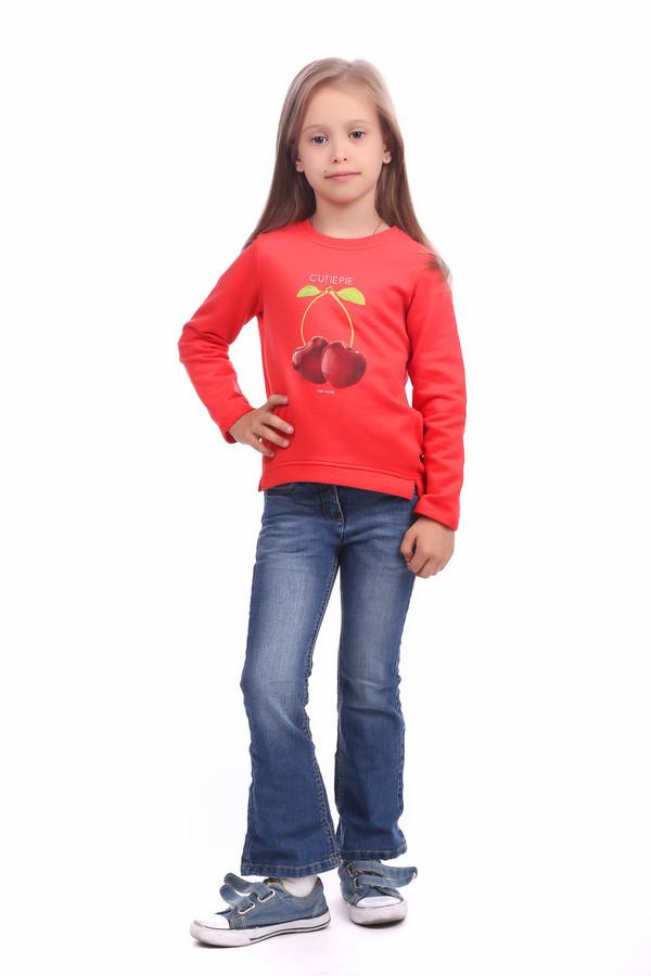 Джемперы и кардиганы Tom TailorДжемперы и кардиганы<br><br><br>Размер RU: 30;116-122<br>Пол: Женский<br>Возраст: Детский<br>Материал: хлопок 100%<br>Цвет: Красный