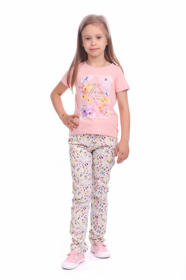 Футболки и поло Tom TailorФутболки и поло<br><br><br>Размер RU: 28;104-110<br>Пол: Женский<br>Возраст: Детский<br>Материал: хлопок 100%<br>Цвет: Розовый