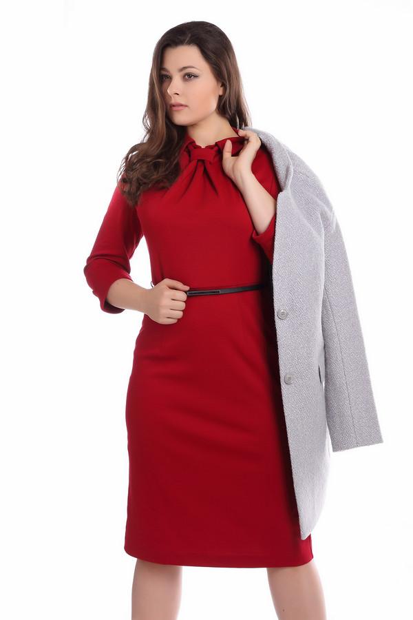Платье ArgentПлатья<br>Платье Argent красное. Превосходный оттенок красного цвета – это всегда замечательный выбор для тех женщин, которые хотят обращать на себя внимание и вызывать желание и восхищение. Такой оттенок ассоциируется со страстью и жгучим темпераментом. Рукав три четверти с манжетами, отложной воротничок и очень необычное оформление выреза горловины с имитацией галстука. Демисезонная вещь.<br><br>Размер RU: 44<br>Пол: Женский<br>Возраст: Взрослый<br>Материал: None<br>Цвет: Красный