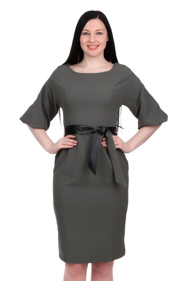 Платье ArgentПлатья<br><br><br>Размер RU: 50<br>Пол: Женский<br>Возраст: Взрослый<br>Материал: полиэстер 30%, вискоза 65%, лайкра 5%, полиуретан 100%<br>Цвет: Зелёный