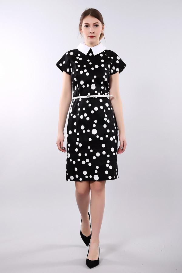 Платье ArgentПлатья<br><br><br>Размер RU: 44<br>Пол: Женский<br>Возраст: Взрослый<br>Материал: хлопок 95%, лайкра 5%<br>Цвет: Белый