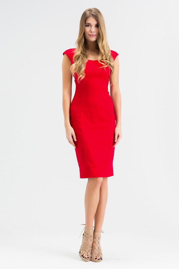 Платье XARIZMASПлатья<br><br><br>Размер RU: 42<br>Пол: Женский<br>Возраст: Взрослый<br>Материал: эластан 5%, хлопок 95%<br>Цвет: Красный