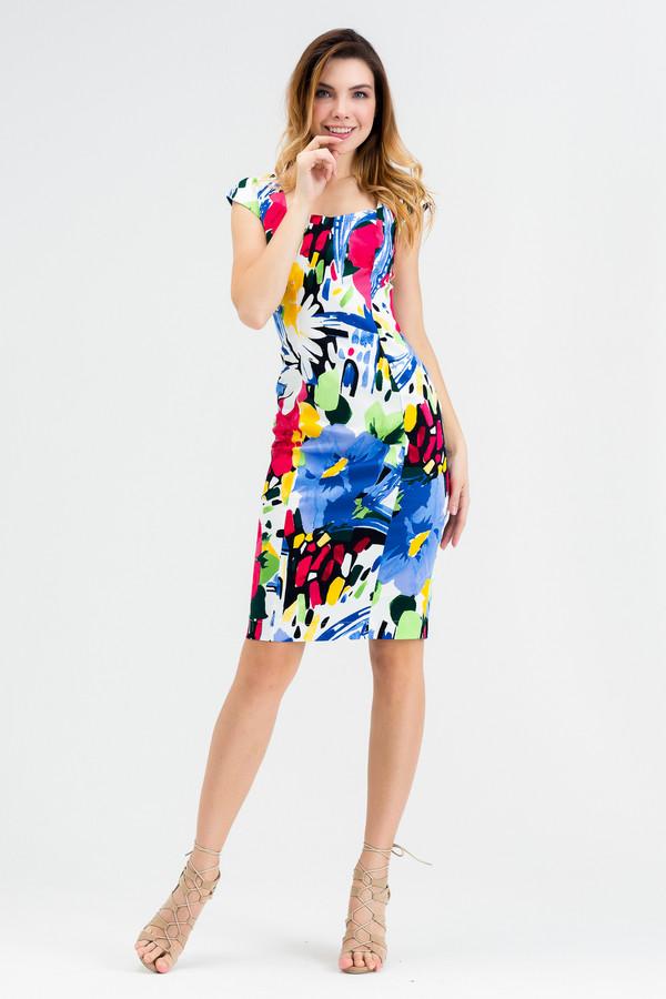Платье XARIZMASПлатья<br><br><br>Размер RU: 44<br>Пол: Женский<br>Возраст: Взрослый<br>Материал: эластан 5%, хлопок 95%<br>Цвет: Разноцветный