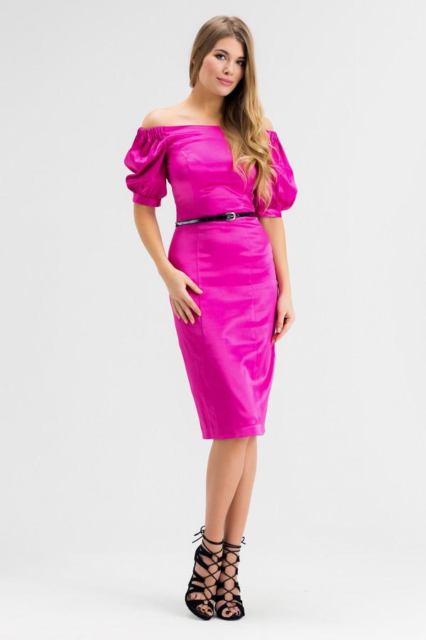 Платье XARIZMASПлатья<br><br><br>Размер RU: 48<br>Пол: Женский<br>Возраст: Взрослый<br>Материал: эластан 5%, полиэстер 25%, хлопок 70%<br>Цвет: Розовый