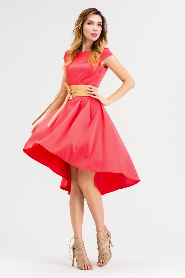 Платье XARIZMASПлатья<br><br><br>Размер RU: 40<br>Пол: Женский<br>Возраст: Взрослый<br>Материал: эластан 5%, полиэстер 25%, хлопок 70%<br>Цвет: Бежевый