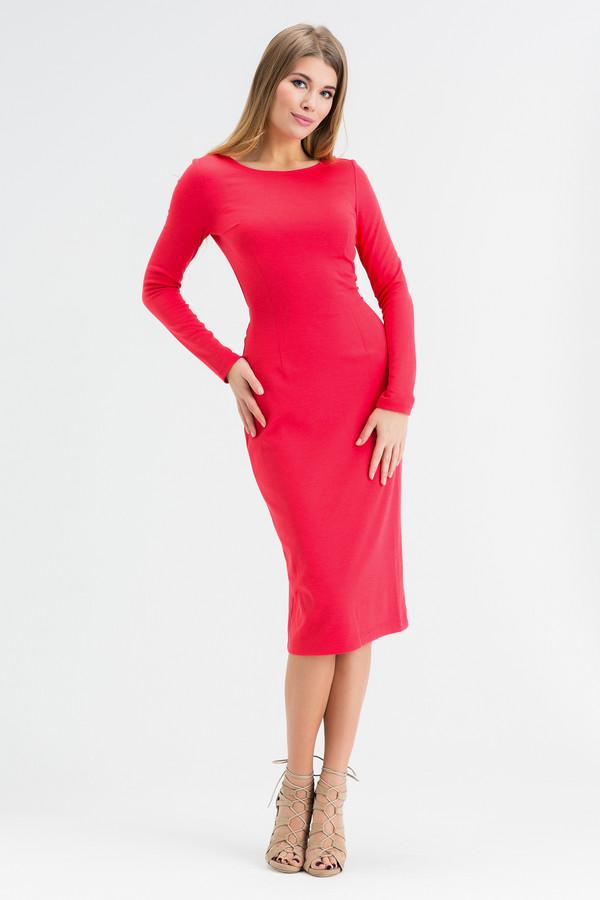 Платье XARIZMASПлатья<br><br><br>Размер RU: 42<br>Пол: Женский<br>Возраст: Взрослый<br>Материал: эластан 5%, полиэстер 55%, вискоза 40%<br>Цвет: Красный
