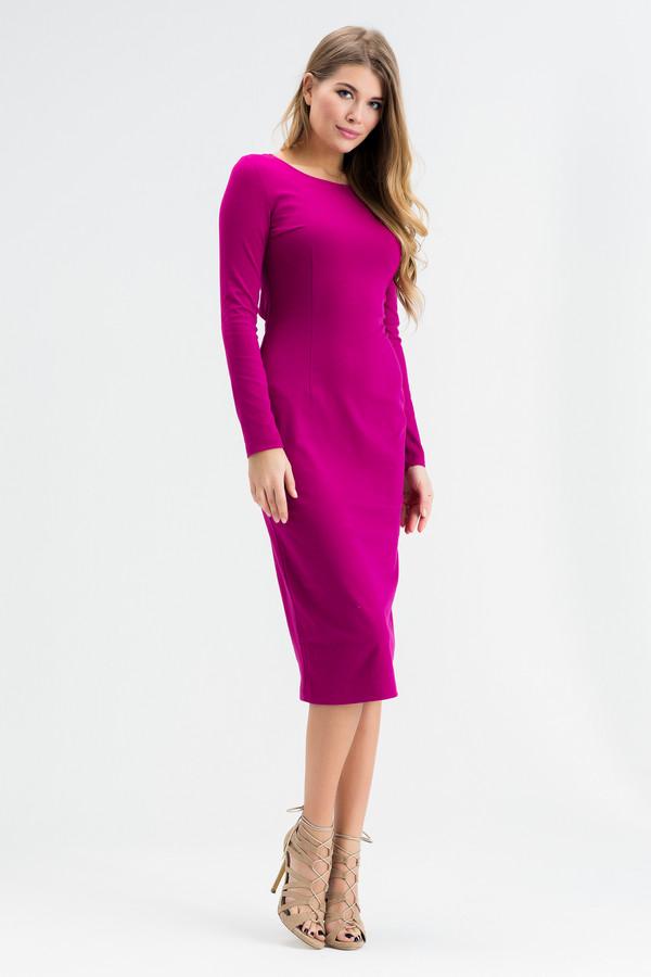Платье XARIZMASПлатья<br><br><br>Размер RU: 42<br>Пол: Женский<br>Возраст: Взрослый<br>Материал: эластан 5%, полиэстер 55%, вискоза 40%<br>Цвет: Розовый