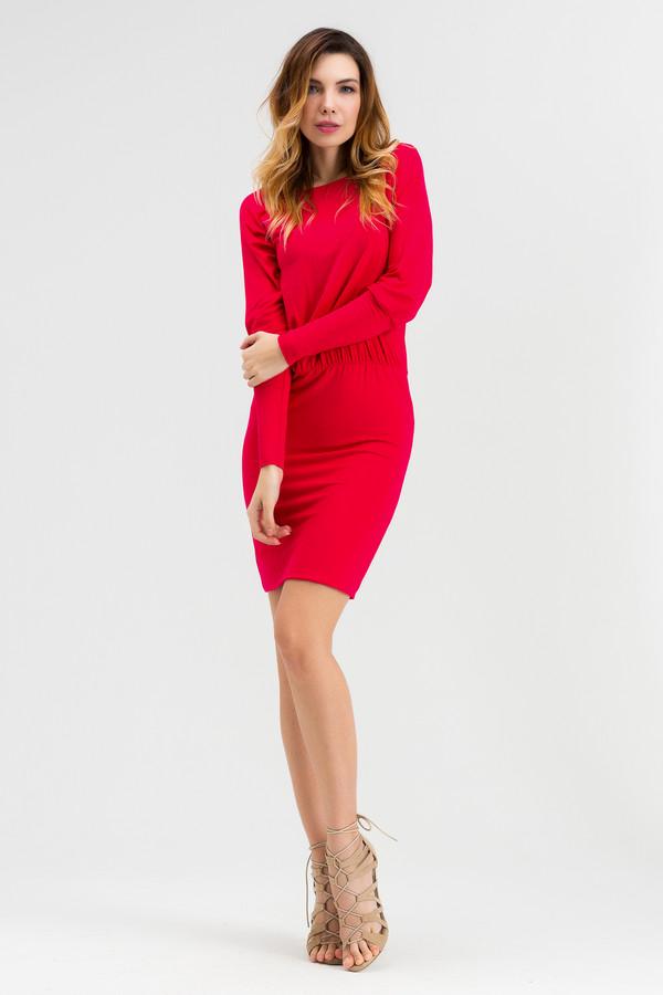 Платье XARIZMASПлатья<br><br><br>Размер RU: 46<br>Пол: Женский<br>Возраст: Взрослый<br>Материал: эластан 5%, вискоза 95%<br>Цвет: Красный