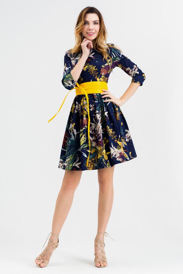 Платье XARIZMASПлатья<br><br><br>Размер RU: 50<br>Пол: Женский<br>Возраст: Взрослый<br>Материал: хлопок 100%<br>Цвет: Разноцветный