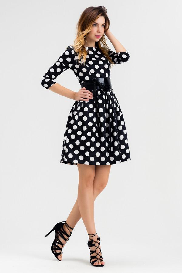 Платье XARIZMASПлатья<br><br><br>Размер RU: 46<br>Пол: Женский<br>Возраст: Взрослый<br>Материал: эластан 5%, полиэстер 25%, хлопок 70%<br>Цвет: Белый