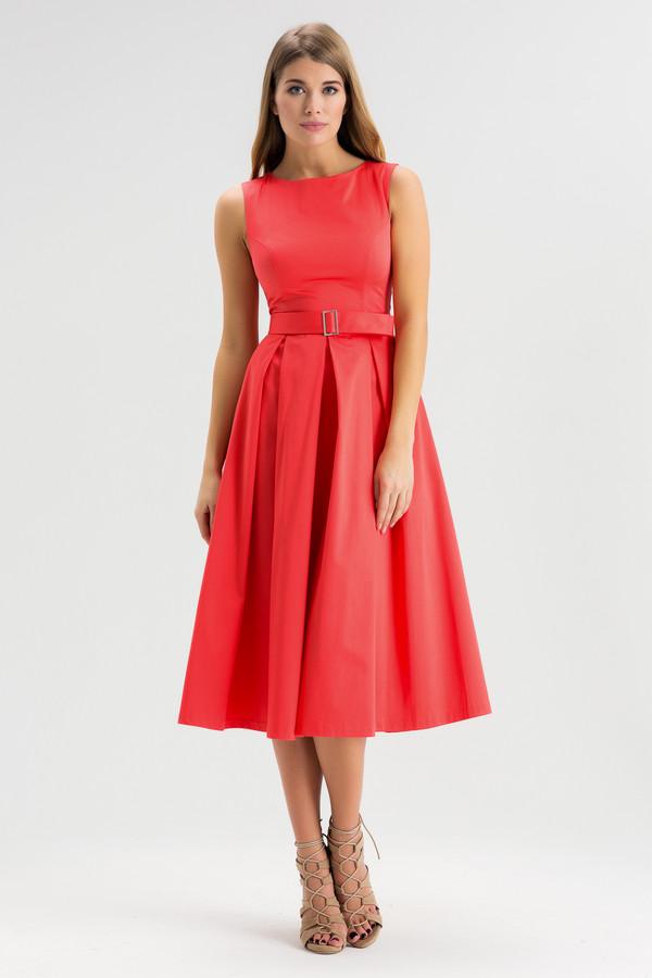 Платье XARIZMASПлатья<br><br><br>Размер RU: 48<br>Пол: Женский<br>Возраст: Взрослый<br>Материал: хлопок 100%<br>Цвет: Красный