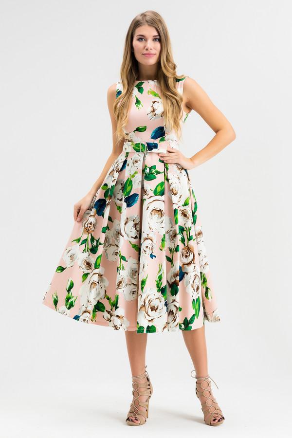 Платье XARIZMASПлатья<br><br><br>Размер RU: 40<br>Пол: Женский<br>Возраст: Взрослый<br>Материал: хлопок 100%<br>Цвет: Разноцветный