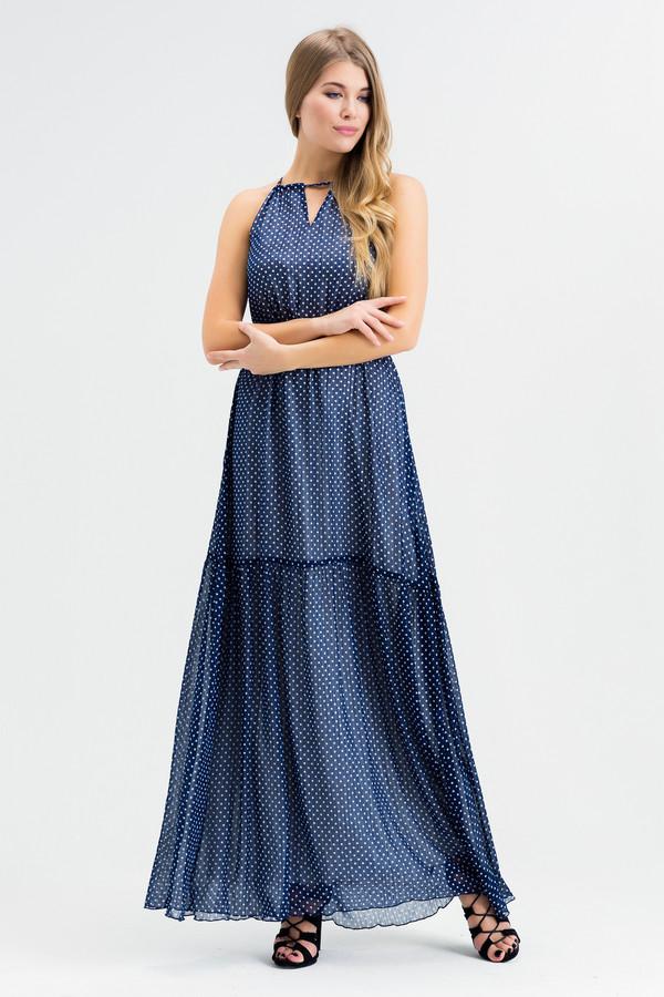 Платье XARIZMASПлатья<br><br><br>Размер RU: 40<br>Пол: Женский<br>Возраст: Взрослый<br>Материал: полиэстер 65%, вискоза 35%<br>Цвет: Белый