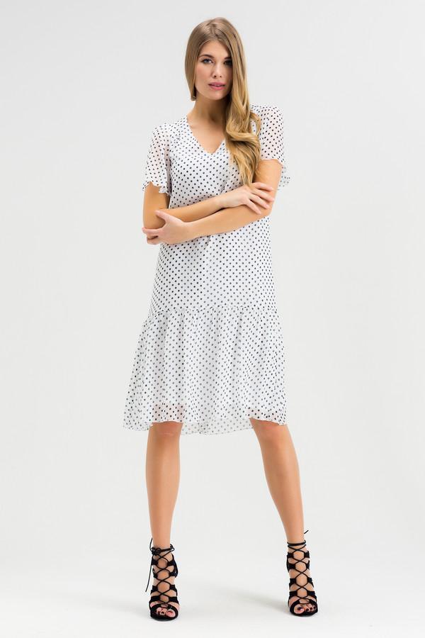 Платье XARIZMASПлатья<br><br><br>Размер RU: 48<br>Пол: Женский<br>Возраст: Взрослый<br>Материал: полиэстер 65%, вискоза 35%<br>Цвет: Синий