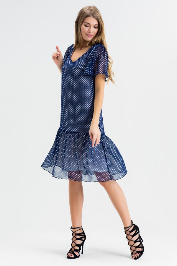 Платье XARIZMASПлатья<br><br><br>Размер RU: 44<br>Пол: Женский<br>Возраст: Взрослый<br>Материал: полиэстер 65%, вискоза 35%<br>Цвет: Белый