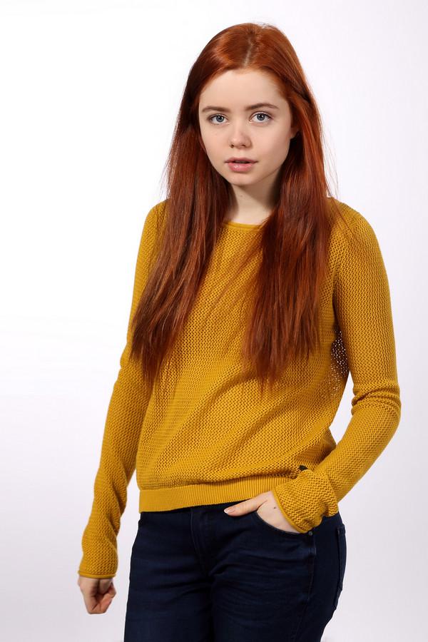 Пуловер Tom TailorПуловеры<br><br><br>Размер RU: 42-44<br>Пол: Женский<br>Возраст: Взрослый<br>Материал: хлопок 100%<br>Цвет: Разноцветный