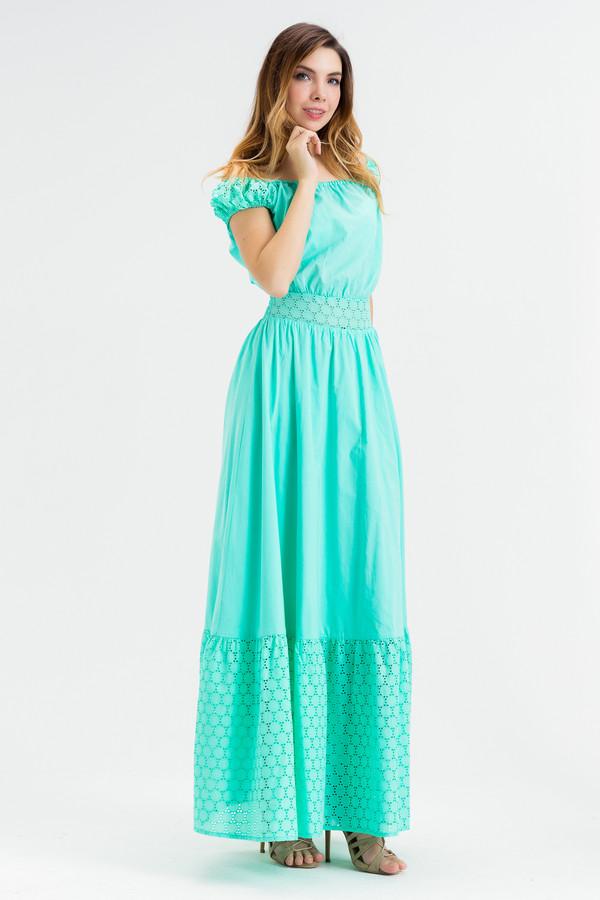 Платье XARIZMASПлатья<br><br><br>Размер RU: 42<br>Пол: Женский<br>Возраст: Взрослый<br>Материал: хлопок 100%<br>Цвет: Голубой